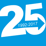 We celebrate 25 years!