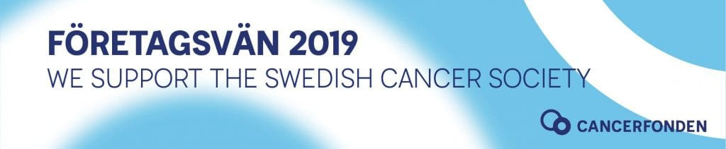 Swedish cancer society 2019