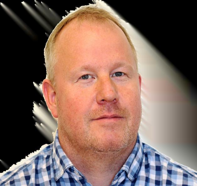 Hans Lundin, Härnösand : Utvecklings och IT chef