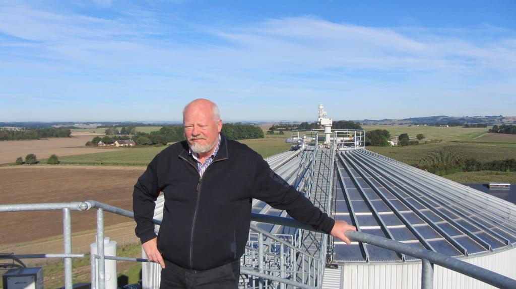 Horsens Bioenergi använder Idus underhållssystem