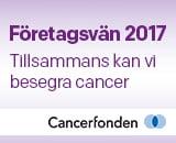 IDUS STÖDJER CANCERFONDEN