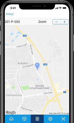 Idus App positionering