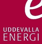 Uddevalla Energi Loggo